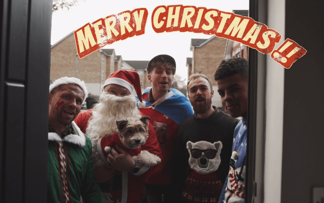 MANCHESTER PLUMBING BUSINESS TAKES ON JOHN LEWIS WITH ITS OWN CHRISTMAS AD