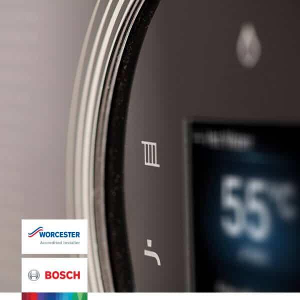 Worcester Bosch 2000 Display