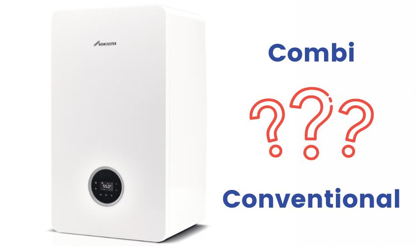 Combi Boiler vs Conventional Boiler: Should you convert?